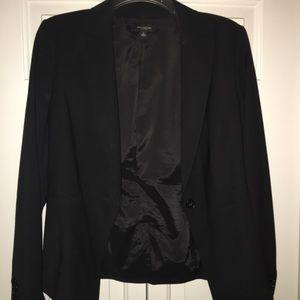 Black Ann Taylor Suit Jacket
